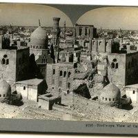 Bird's-eye View of Cairo, Eqypt.jpg